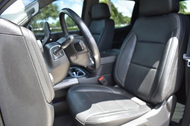2019 Chevrolet Silverado 1500 Crew Cab 4x4, Pickup #MR385356A - photo 19