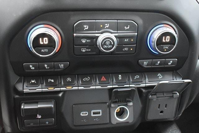 2019 Chevrolet Silverado 1500 Crew Cab 4x4, Pickup #MR385356A - photo 24