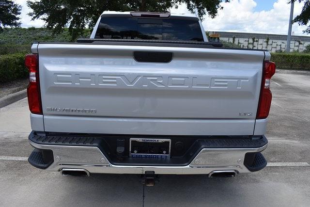 2019 Chevrolet Silverado 1500 Crew Cab 4x4, Pickup #MR385356A - photo 8