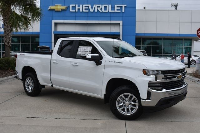 2021 Chevrolet Silverado 1500 Double Cab 4x4, Pickup #MZ122047 - photo 1