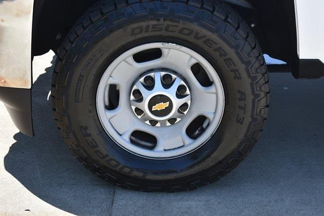 2019 Chevrolet Silverado 2500 Crew Cab 4x2, Pickup #MZ122613A - photo 8