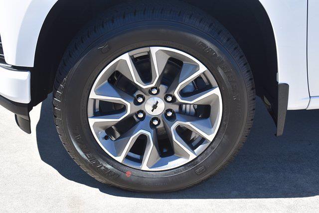 2021 Chevrolet Silverado 1500 Crew Cab 4x2, Pickup #MZ239243 - photo 8