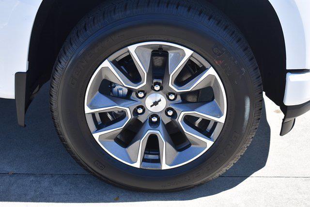 2021 Chevrolet Silverado 1500 Crew Cab 4x2, Pickup #MZ239243 - photo 9