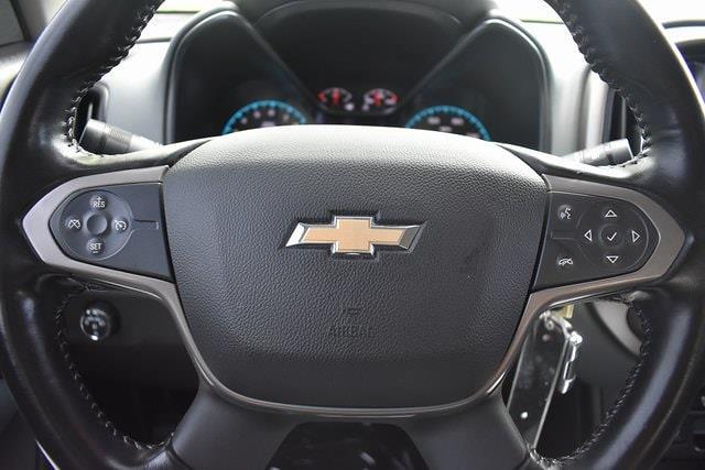2017 Chevrolet Colorado Crew Cab 4x2, Pickup #MZ239243A - photo 21