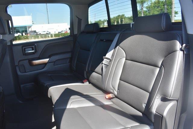 2018 Chevrolet Silverado 1500 Crew Cab 4x2, Pickup #MZ263718A - photo 16