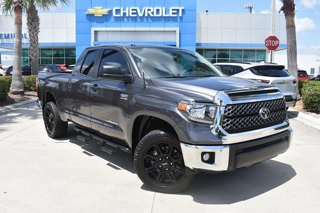 2019 Toyota Tundra Double Cab 4x2, Pickup #MZ271710A - photo 1