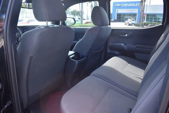 2018 Toyota Tacoma Double Cab 4x4, Pickup #MZ273712A - photo 17