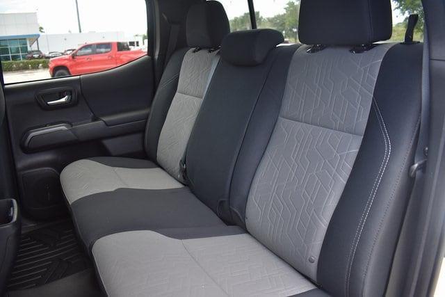 2020 Toyota Tacoma Double Cab 4x4, Pickup #MZ286755A - photo 16