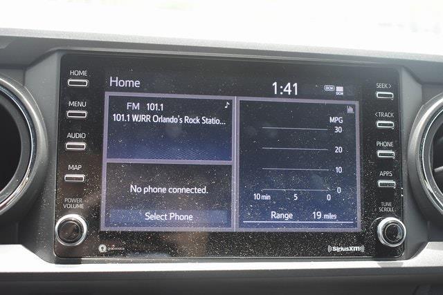 2020 Toyota Tacoma Double Cab 4x4, Pickup #MZ286755A - photo 23