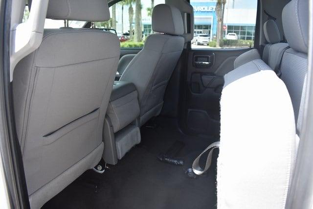 2018 Chevrolet Silverado 1500 Double Cab 4x4, Pickup #MZ288448A - photo 17