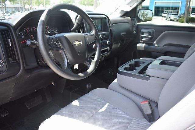 2018 Chevrolet Silverado 1500 Double Cab 4x4, Pickup #MZ288448A - photo 18