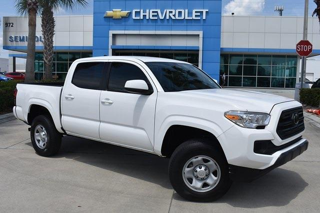 2019 Toyota Tacoma Double Cab 4x2, Pickup #MZ290499B - photo 1