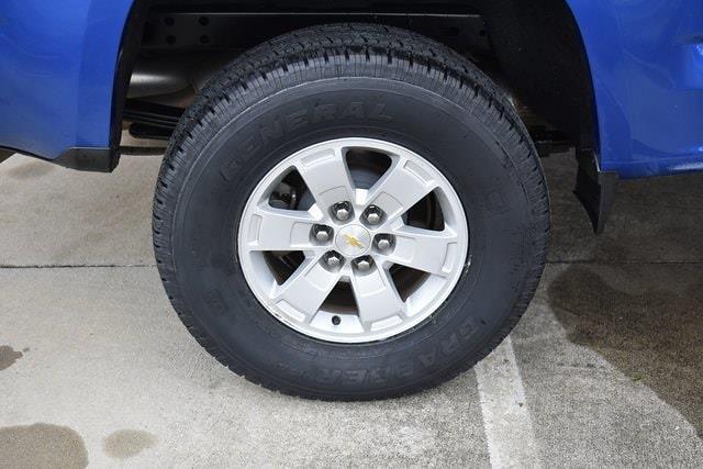 2018 Chevrolet Colorado Crew Cab 4x4, Pickup #MZ305077A - photo 10