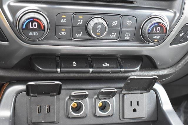 2018 Chevrolet Silverado 1500 Crew Cab 4x4, Pickup #MZ306012A - photo 24