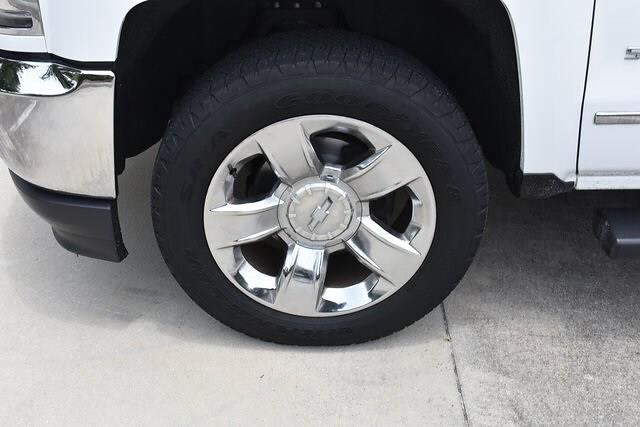 2018 Chevrolet Silverado 1500 Crew Cab 4x4, Pickup #MZ306012A - photo 8