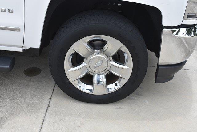 2018 Chevrolet Silverado 1500 Crew Cab 4x4, Pickup #MZ306012A - photo 9