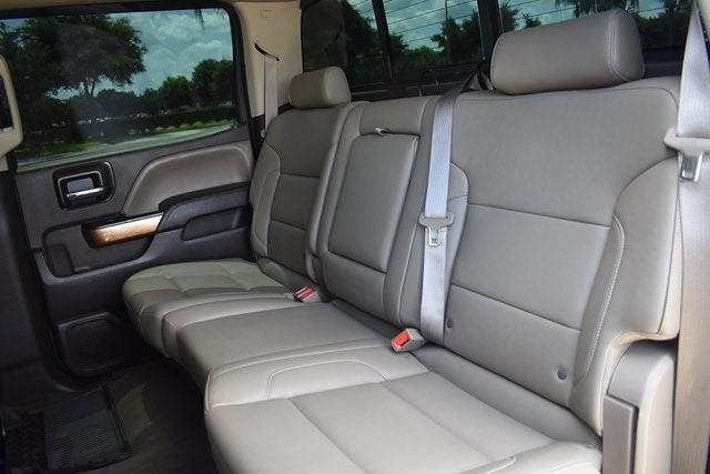 2016 Chevrolet Silverado 1500 Crew Cab 4x4, Pickup #MZ309970A - photo 16