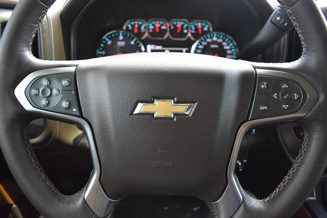 2016 Chevrolet Silverado 1500 Crew Cab 4x4, Pickup #MZ309970A - photo 21