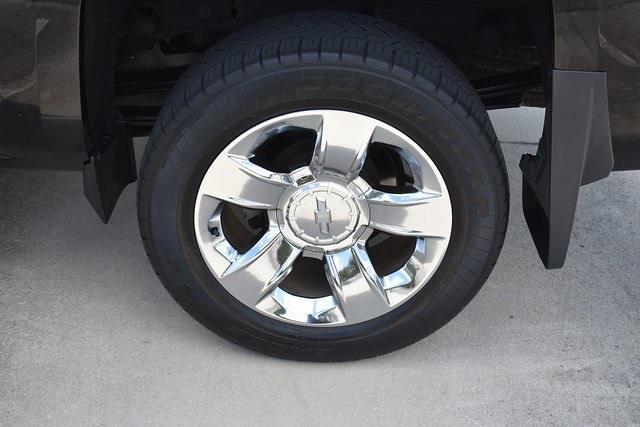 2016 Chevrolet Silverado 1500 Crew Cab 4x4, Pickup #MZ309970A - photo 7