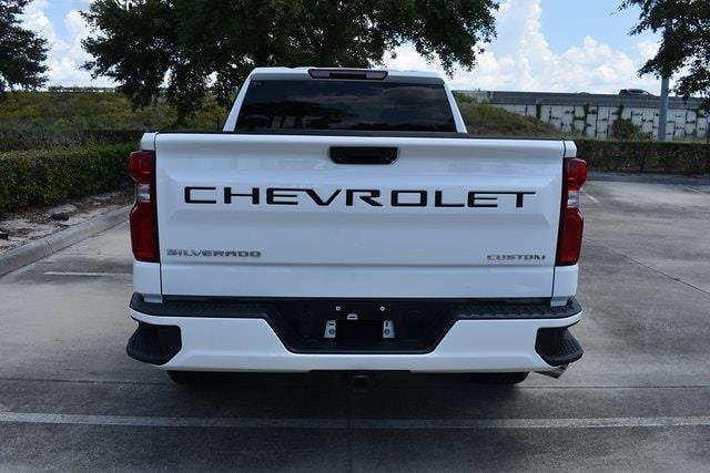 2019 Chevrolet Silverado 1500 Crew Cab 4x4, Pickup #MZ311360A - photo 5