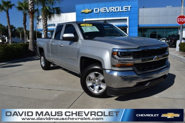 2019 Silverado 1500 Double Cab 4x2,  Pickup #P5958 - photo 1