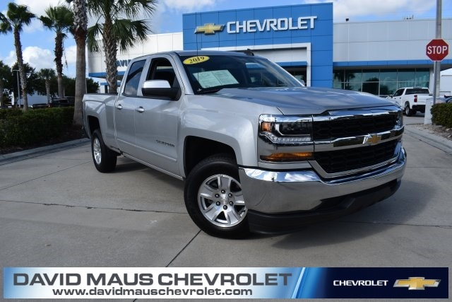 2019 Silverado 1500 Double Cab 4x2,  Pickup #P5959 - photo 1