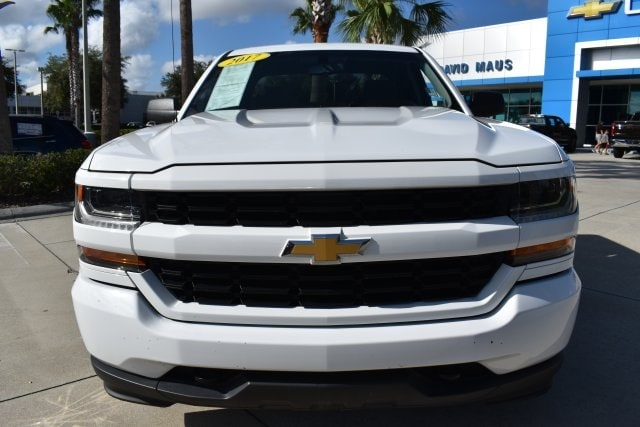 2017 Silverado 1500 Double Cab 4x4,  Pickup #P6001 - photo 3