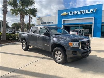 2016 Canyon Crew Cab 4x2, Pickup #P6181A - photo 3