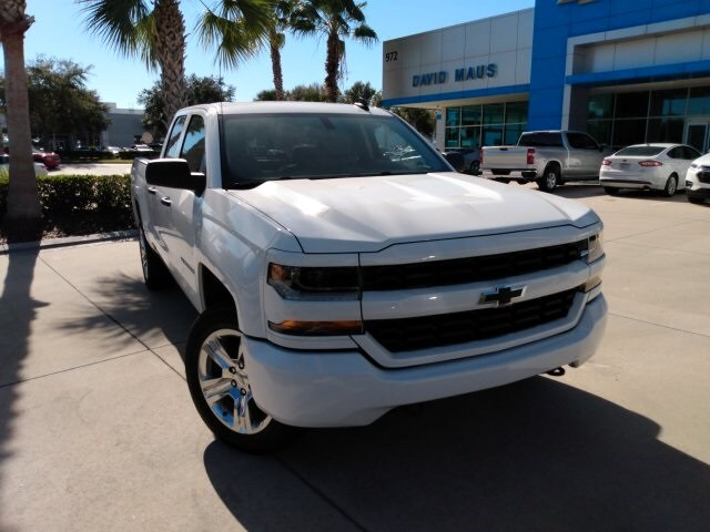 2019 Silverado 1500 Double Cab 4x4, Pickup #P6266 - photo 3