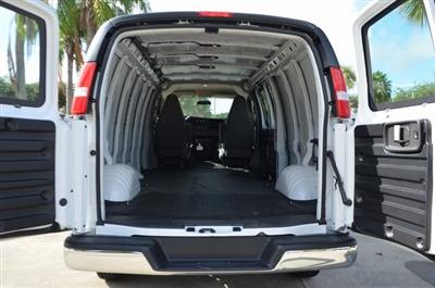 2020 Chevrolet Express 3500 RWD, Empty Cargo Van #P6690 - photo 2