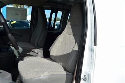2020 Chevrolet Express 3500 RWD, Empty Cargo Van #P6690 - photo 20