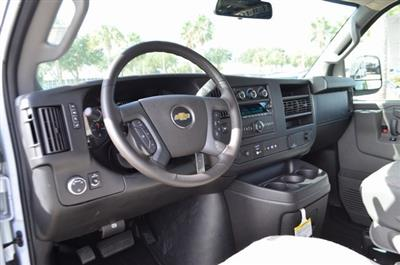 2020 Chevrolet Express 3500 RWD, Empty Cargo Van #P6690 - photo 21