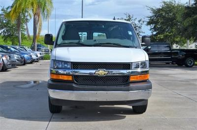2020 Chevrolet Express 3500 RWD, Empty Cargo Van #P6690 - photo 4