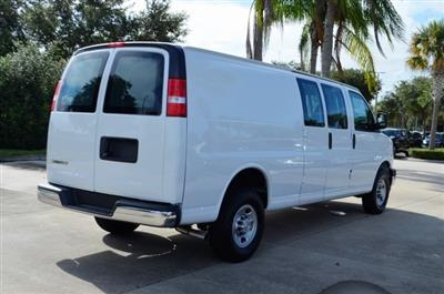 2020 Chevrolet Express 3500 RWD, Empty Cargo Van #P6690 - photo 3
