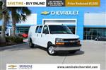 2020 Chevrolet Express 3500 RWD, Empty Cargo Van #P6690 - photo 1