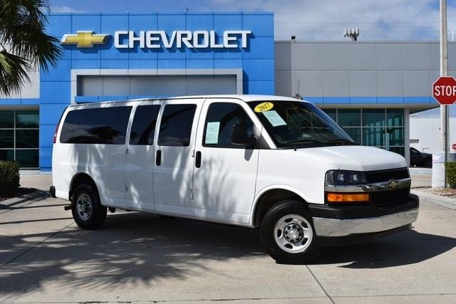 2017 Chevrolet Express 3500 RWD, Passenger Wagon #P6779 - photo 1