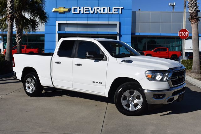 2019 Ram 1500 Quad Cab 4x2, Pickup #P6839 - photo 1