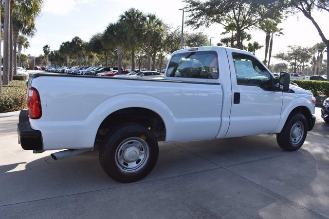 2016 Ford F-250 Regular Cab 4x2, Pickup #P6971 - photo 2