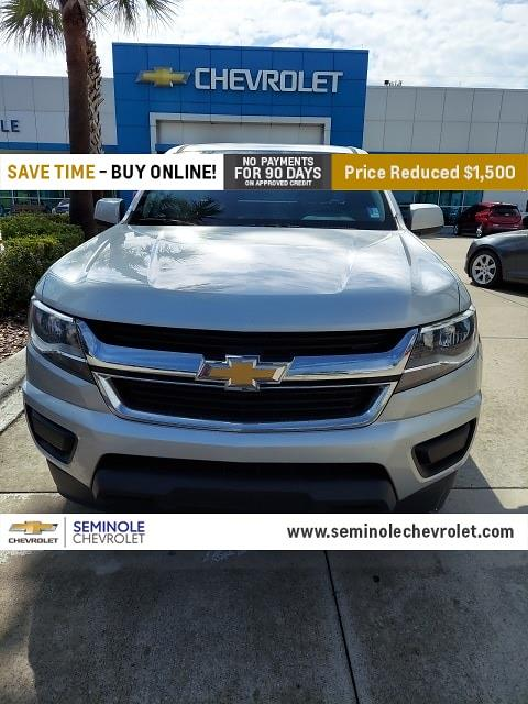 2019 Chevrolet Colorado Extended Cab 4x2, Pickup #P7096 - photo 1