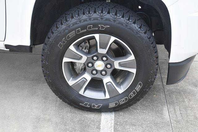 2017 Chevrolet Colorado Crew Cab 4x2, Pickup #P7106 - photo 8
