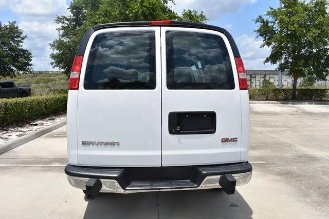 2018 GMC Savana 2500 4x2, Empty Cargo Van #P7107 - photo 1