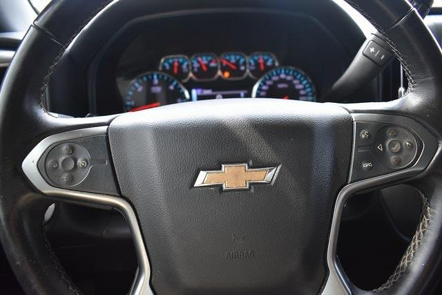 2017 Chevrolet Silverado 1500 Double Cab 4x4, Pickup #P7130A - photo 21