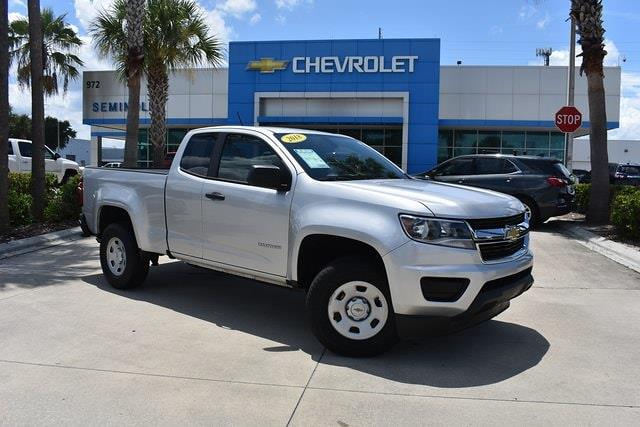 2018 Chevrolet Colorado Extended Cab 4x2, Pickup #P7153 - photo 1