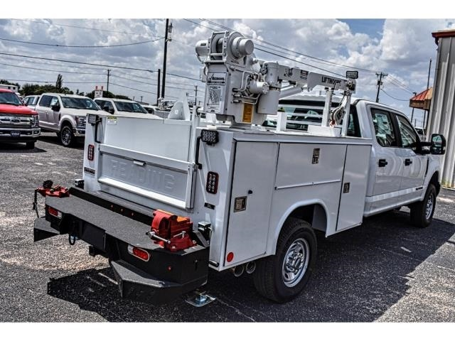 2019 Ford F-250 Crew Cab 4x4, Reading Crane Body #KEC89703M - photo 1