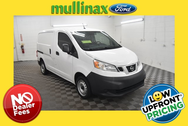 2014 Nissan NV200 Standard Roof 4x2, Upfitted Cargo Van #691429 - photo 1