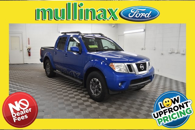 2015 Nissan Frontier 4x4, Pickup #721576 - photo 1