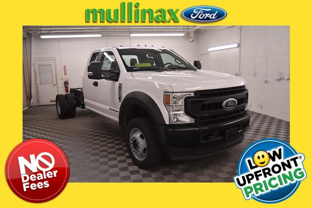 2020 Ford F-550 Super Cab DRW 4x4, Cab Chassis #HE41940 - photo 1