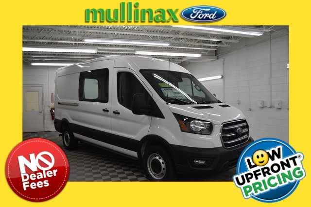 2020 Ford Transit 250 Med Roof RWD, Empty Cargo Van #RA29903 - photo 1