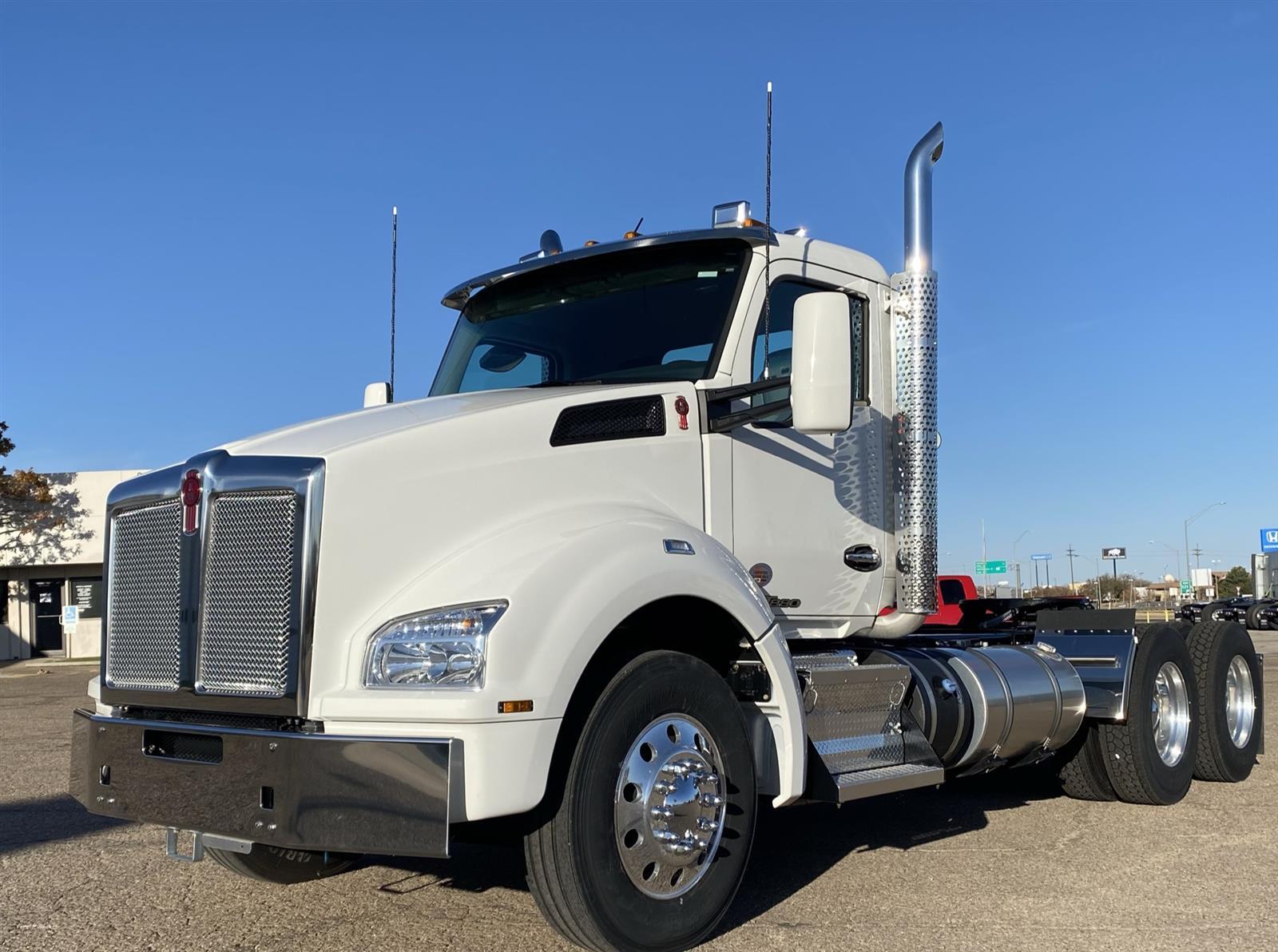 2020 Kenworth T880 6x4, Tractor #LJ374095 - photo 1