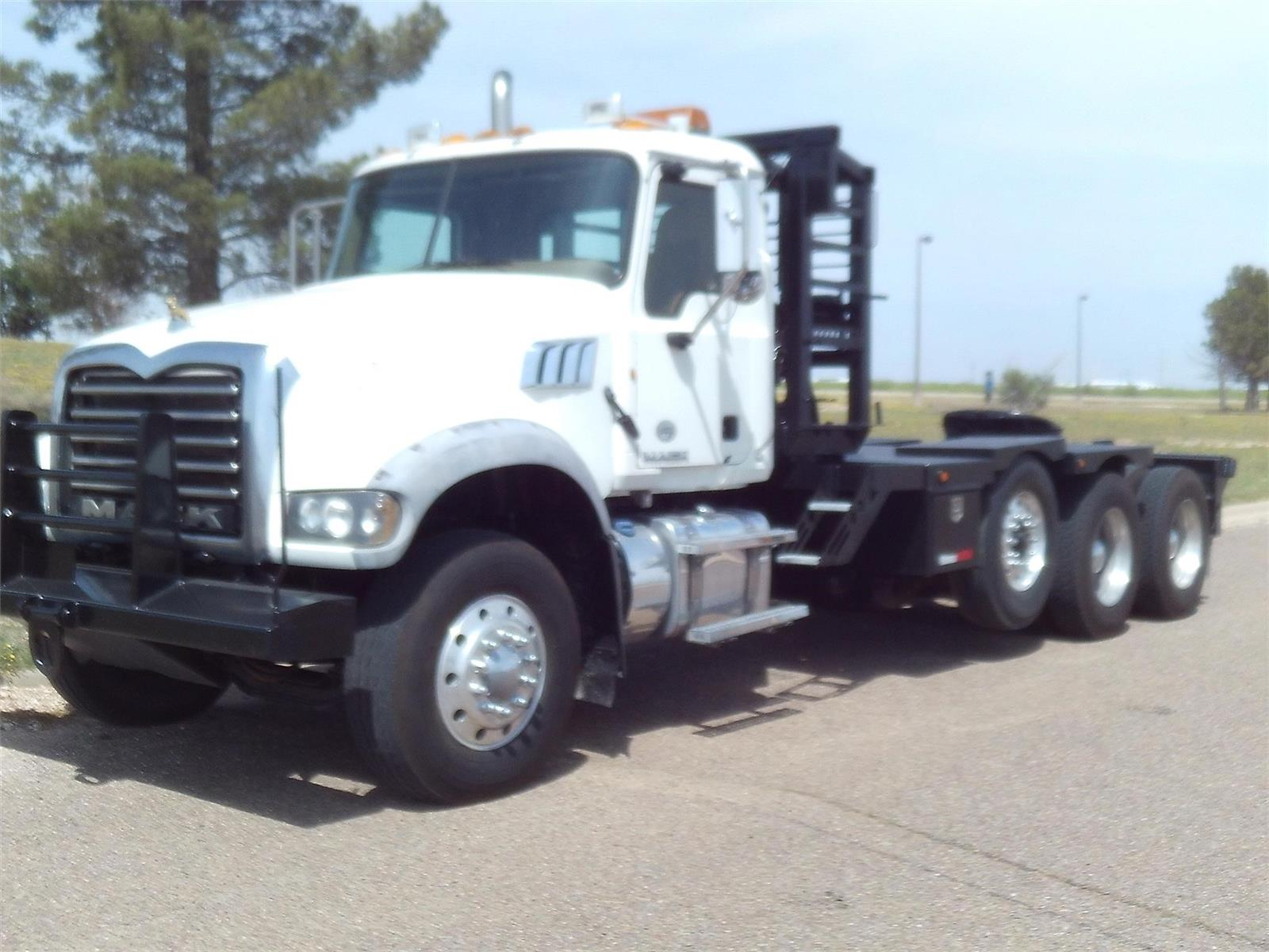 2012 Mack GU713, Other/Specialty #413P190849 - photo 1